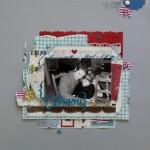 Janvier 2012 : Les réalisations hivernales de Snoopie !