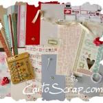 Février 2012 : Kit «Hiver Romantique»