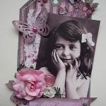 Mars 2012 : Les cartes Vintage tendres d'Adrigane