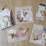 Juin 2012 : Les cartes avec Mots Doux de Fanny S.
