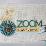 Juillet 2012 : Mini-Album « Zoom… » by Laure/Lafroscrap