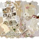 Août 2012 : Carterie «Douces Pensées» by ParfumAngel
