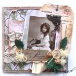Août 2012 : Les cartes vintage douces de Parfumangel