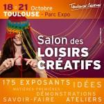 Salon des Loisirs Créatifs de Toulouse – 18 au 21 octobre 2012
