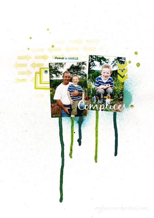 Complices - mylen
