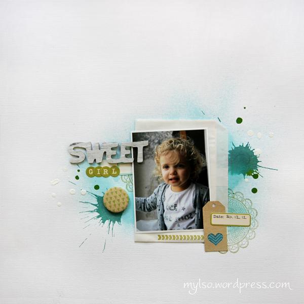 Sweet girl - mylen