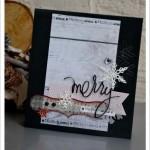 Novembre 2013 : Les cartes «Magie de Noël» de Sandydub