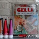 SandyDub : La Gelli Plate