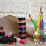 Test produit : les peintures Twinkling H2O