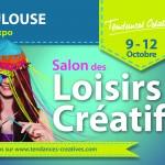 Salon des Loisirs Créatifs de Toulouse 2014 : des entrées à gagner !