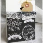 Carte «Joyeux Noël»