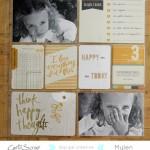 Mylen : Créez vos Cartes Project Life