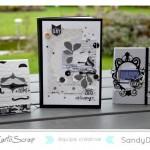 Sandy : Set Papeterie