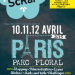 Version Scrap Paris 2015 : des entrées à gagner !