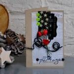 Carte de Noël en 5 minutes «Joie & Partage»