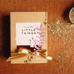 Mini-album «Little things»