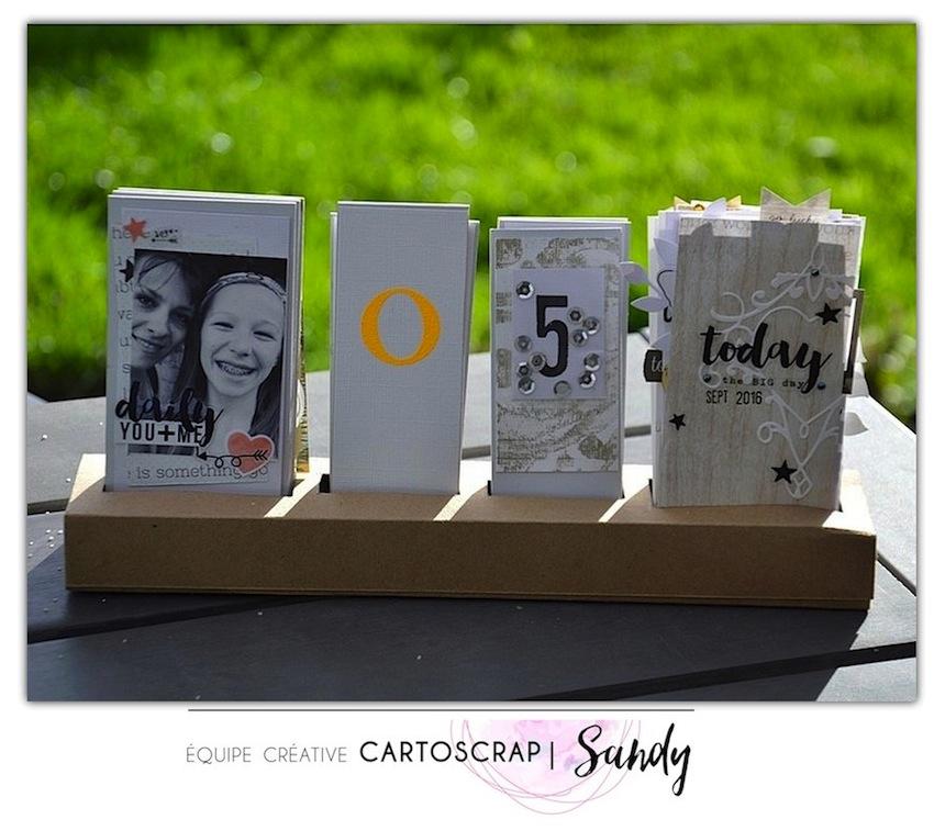 SandyDub calendrier aa