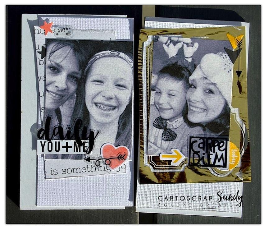SandyDub calendrier photos