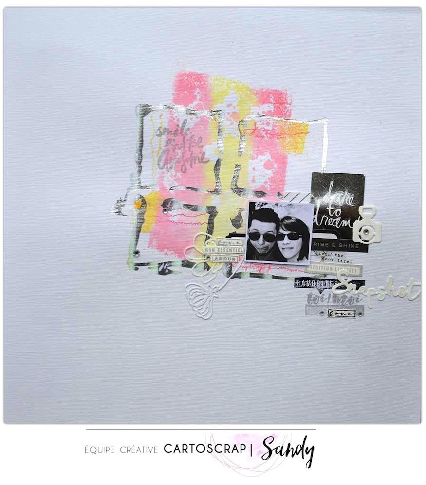 snapshot SandyDub CartoScrap
