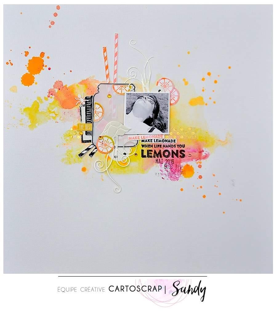 Lemons sketch Sophie SandyDub