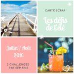 Défis de l'été – semaine 2 : Cartes & Lift