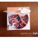Snoopie : Des boîtes à cupcakes à offrir