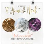 Tournoi «L'Avent Noël» – Sujet 1 : Carterie