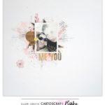 Pas à pas Binka : Page «love you»