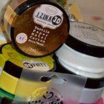 Sandy : La texture Paste Izink