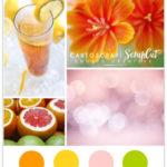 Challenge de juin : Combo couleurs