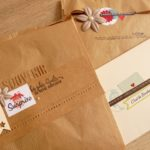 Snoopie : pochettes cadeaux