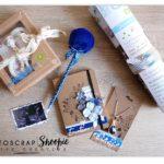 Snoopie : ensemble cadeaux de grossesse