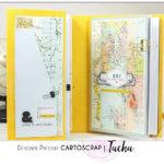 Carnet de voyage par Tacha