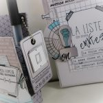 Pas à pas : Mini organiser bloc notes par Kiki