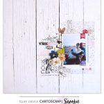 Le coup de coeur de février : les nouveaux tampons Cartoscrap