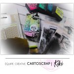 Un mini pochettes surprises par Kiki