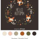 Challenge de novembre : combo couleurs