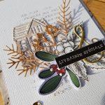 Calendrier de l'Avent – Jour 10 : Amélie (cartes de voeux)