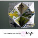 Challenge de janvier : Cartes de vœux «Cocotte»