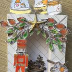 Calendrier de l'Avent – Jour 2 : Boîte de chocolats par ScrapZoo