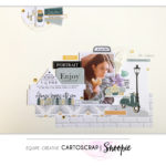 Snoopie : page & carte