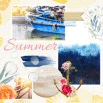 Défis de l'été 2021 – semaine 3 : Consignes & Moodboard